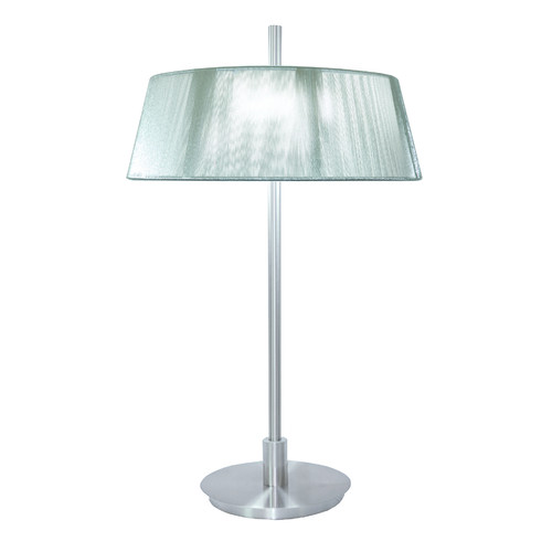V & M Imports Paolo 2 Light Table Lamp