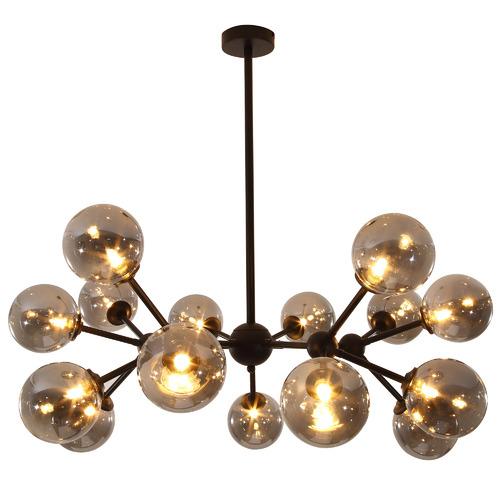 V & M Imports 15 Light Modi Metal Pendant