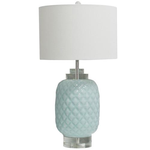 Elegant Designs Turquoise Island Table Lamp