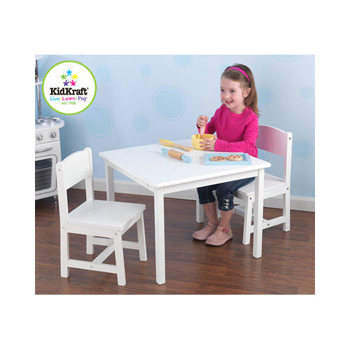 KidKraft 3 Piece Kid's Aspen Table & Chair Set