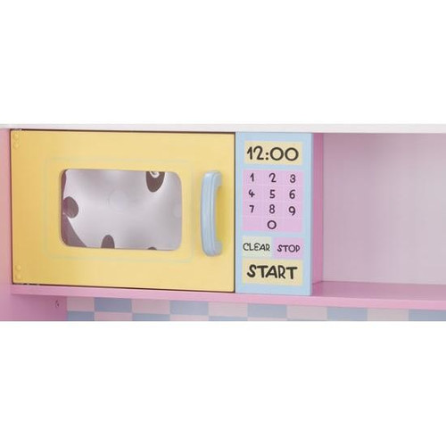 KidKraft Large Play Kitchen in Pastel