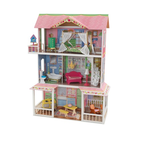 KidKraft Sweet Savannah 3 Storey Dollhouse