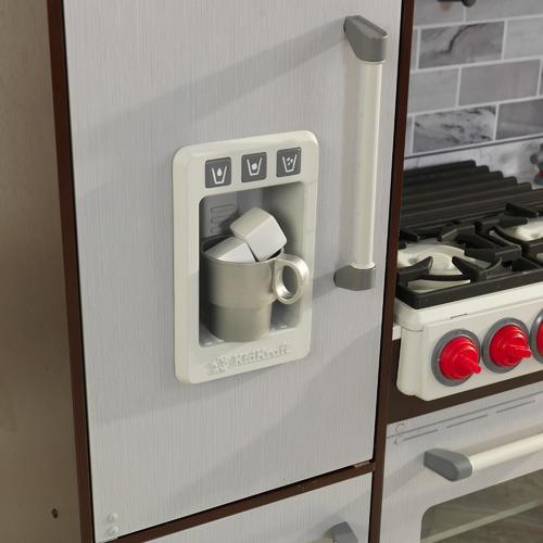 Uptown Elite Espresso Play Kitchen