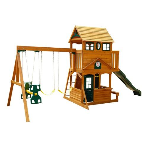 KidKraft Ashberry Wooden Playhouse