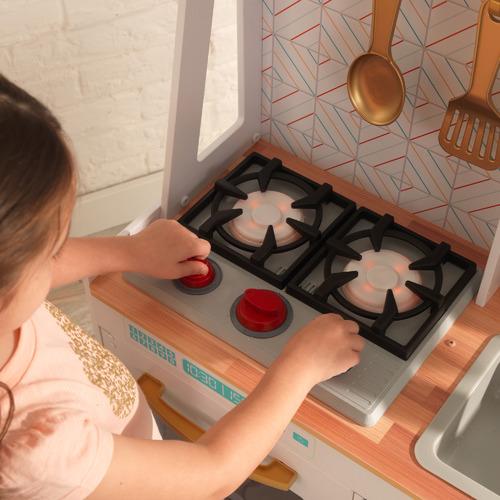 Kids Boho Bungalow Play Kitchen Set