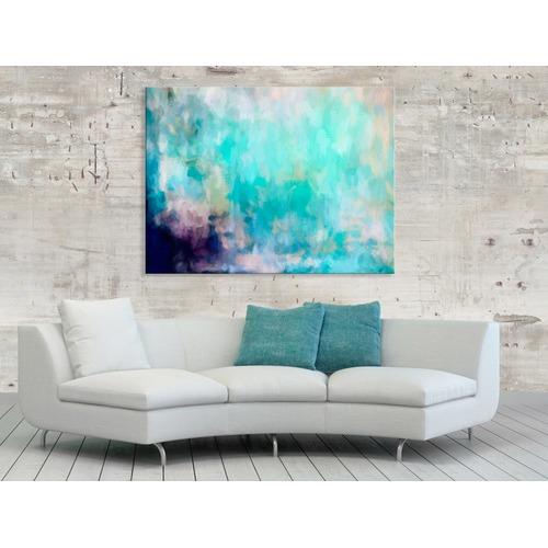 A La Mode Studio Monsoon Canvas Print