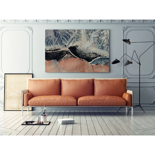 Looking Down Canvas Wall Art