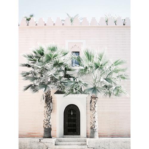 A La Mode Studio Door to Marrakesh Canvas Wall Art