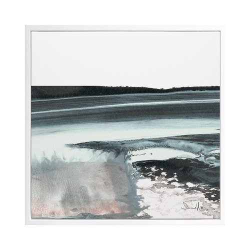 A La Mode Studio Sea View Canvas Wall Art