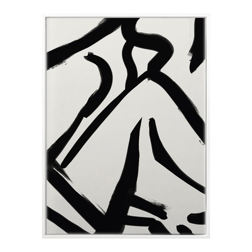 A La Mode Studio Woman Canvas Wall Art