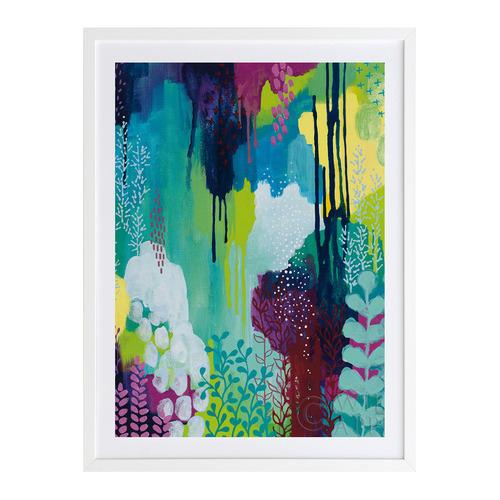 A La Mode Studio Octopus Garden I Printed Wall Art