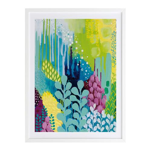 A La Mode Studio Octopus Garden II Printed Wall Art