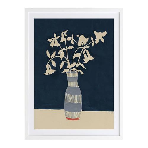 A La Mode Studio Aegean Vase III Printed Wall Art