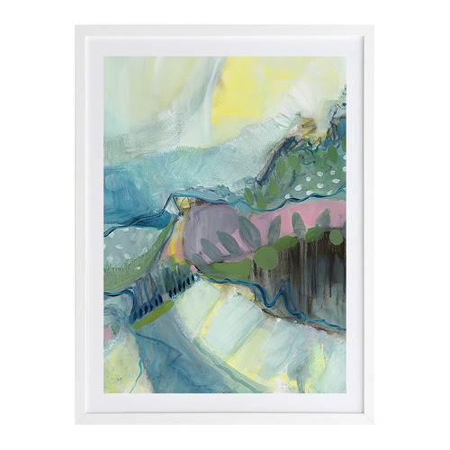 A La Mode Studio Pastel Dreams II Printed Wall Art