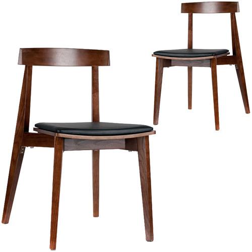 By Designs Walnut Izu Chair