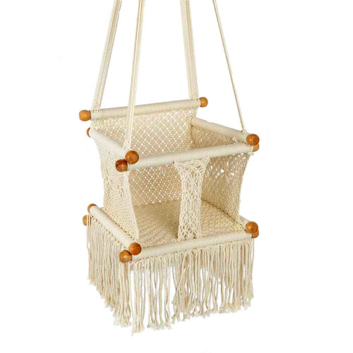 The Toucan Shop Child Crochet Swing