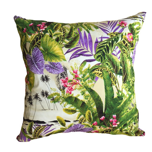 Vintage Beach Shack Edensgarden Cushion