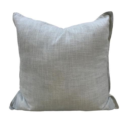 Vintage Beach Shack Mauritius Limestone Cushion