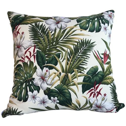 My Island Home Cotton Outdoor Cushion