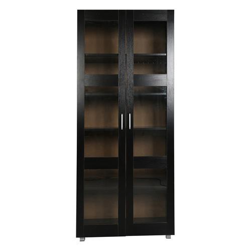 Mikasa Furniture Tall Hannah 2 Door Display Cabinet