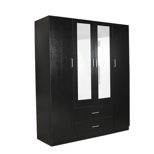 Mikasa Furniture Zanda Wardrobe With Mirrors