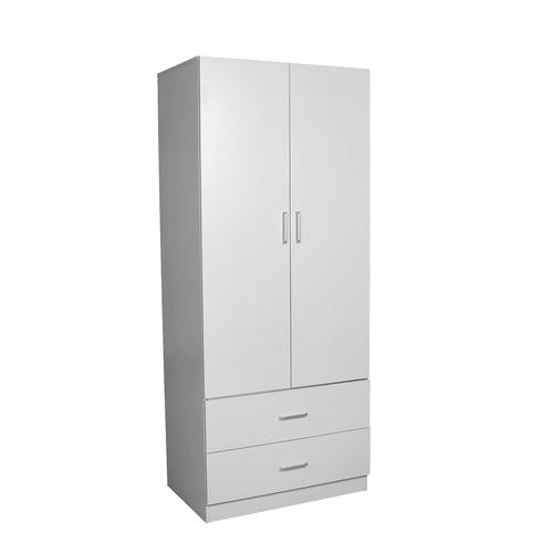 Mikasa Furniture Brooklyn 2 Door Wardrobe