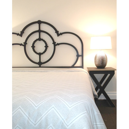 By Designs Paisley Timber Bedhead