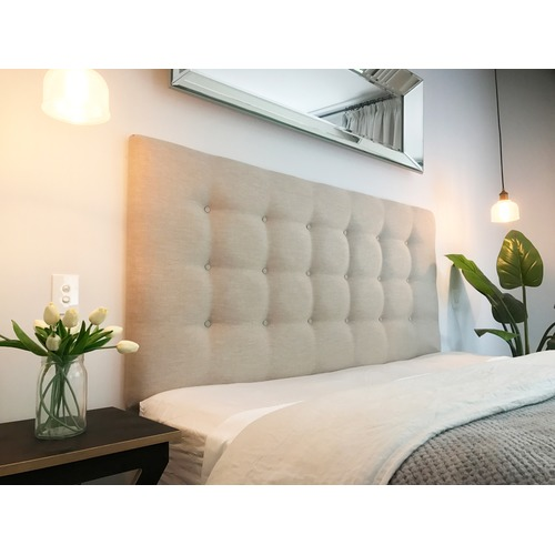 By Designs Isla Deluxe Upholstered Bedhead