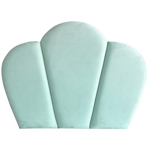 By Designs Shell  Velvet Bedhead