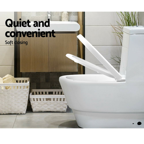 Dwell Cefito Elongated Bidet Toilet Seat