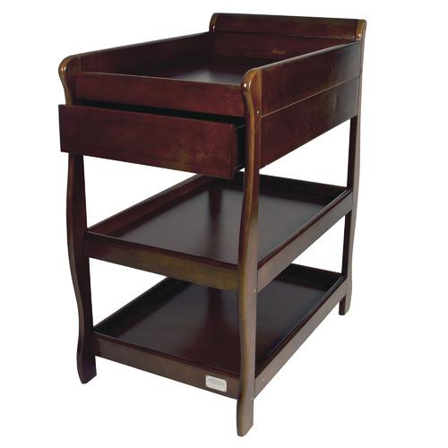 Babyhood Sleigh Change Table With Drawer