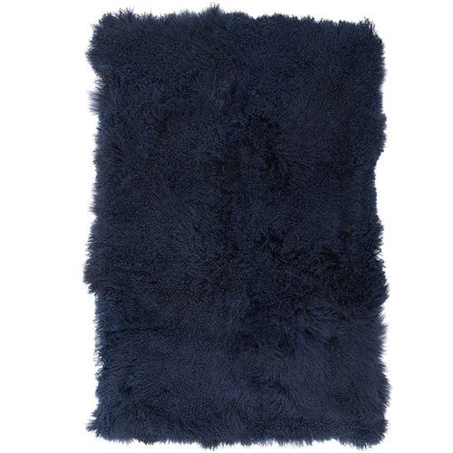 NSW Leather Mongolian Sheepskin Blanket