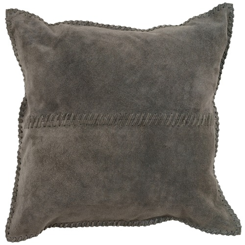NSW Leather Whip Stitch Leather Cushion
