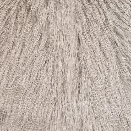 NSW Leather Himalayan Goat Skin Cushion