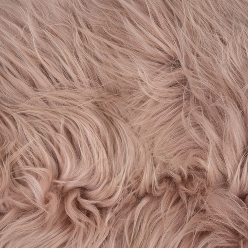 NSW Leather Blush Icelandic Sheepskin Rug
