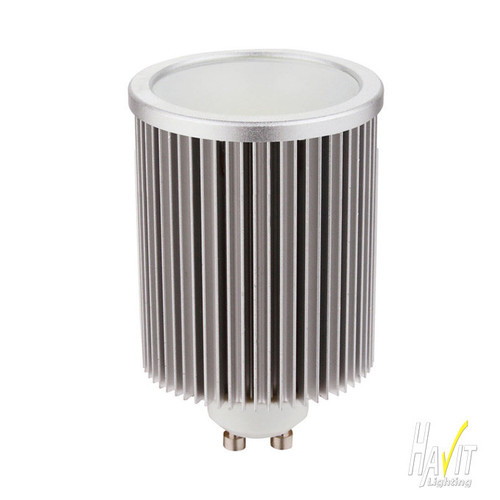 cob led 10w gu10 lamp 77mm long 470lm 5500k cool white dimmable gu10 24 temple webster. Black Bedroom Furniture Sets. Home Design Ideas