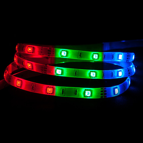 Crouse 585lm multi colour led strip lighting temple webster havit lighting crouse 585lm multi colour led strip lighting aloadofball Images