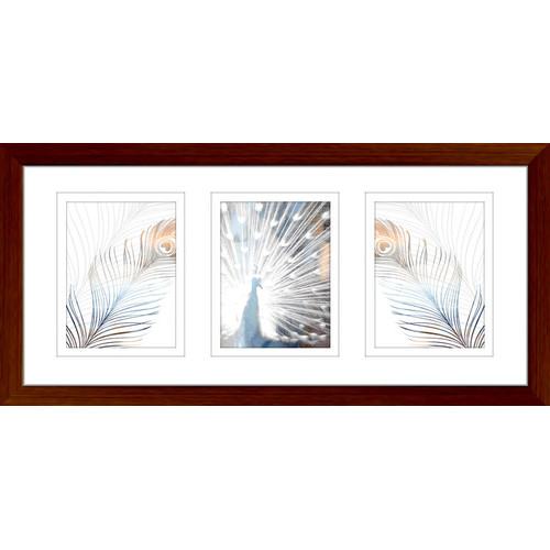 Innovate Interiors Toto Safari Series Three Framed Trio Print