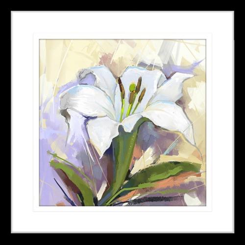 Innovate Interiors Blossom Valley II Framed Print