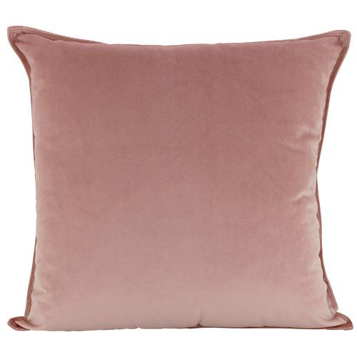 Basic Square Velvet Cushion