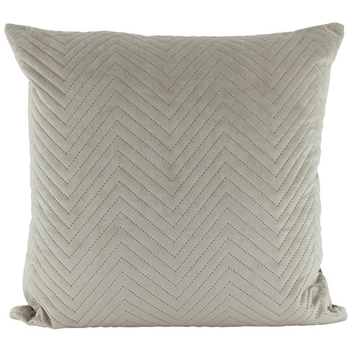 Nicholas Agency & Co Quilted Square Velvet Cushion