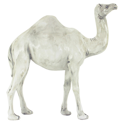 Nicholas Agency & Co Polyresin Camel Sculpture