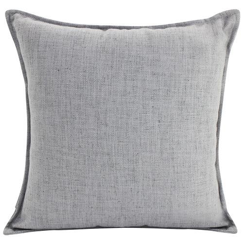 Nicholas Agency & Co Ellyce Linen-Blend Cushion