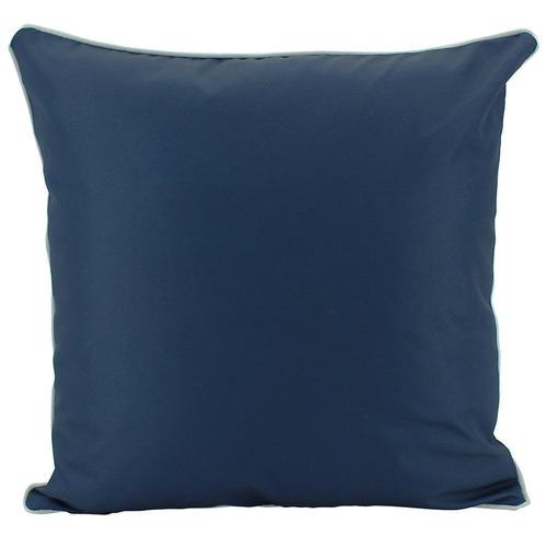 Navy Mikaela Outdoor Cushion