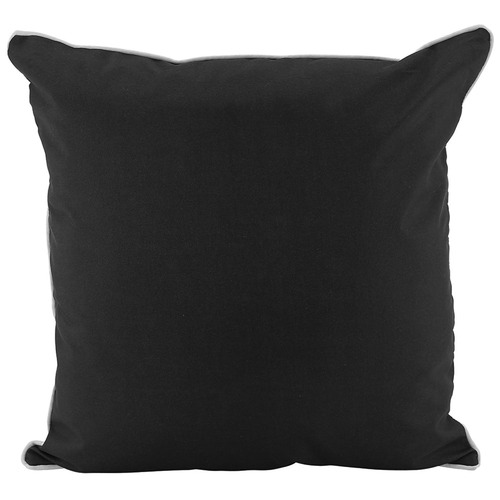 Black Nicolai Outdoor Cushion