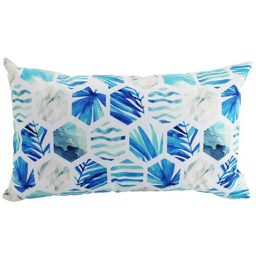 Nicholas Agency & Co Ariela Outdoor Lumbar Cushion