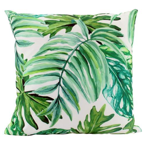 Nicholas Agency & Co Verdant Leaf Outdoor Cushion