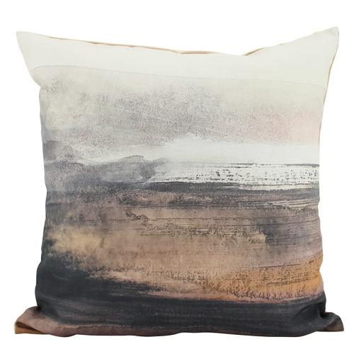 Nicholas Agency & Co Soil Abstract Velvet Cushion