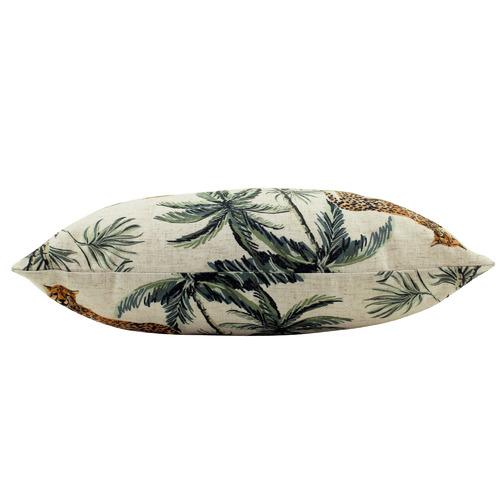 Nicholas Agency & Co Cheetah Duo Rectangular Linen Cushion
