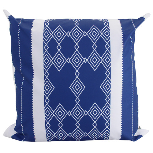 Nicholas Agency & Co Blue Pegus Outdoor Cushion